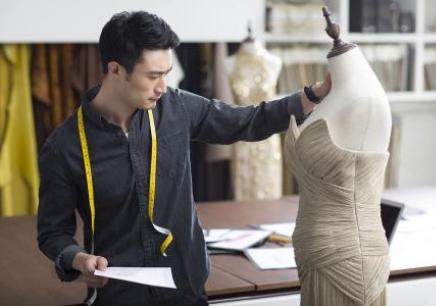 上海高级服装设计师长期班
