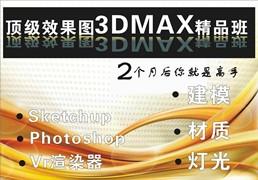 成都3DMAX室内效果图制作综合培训哪里好