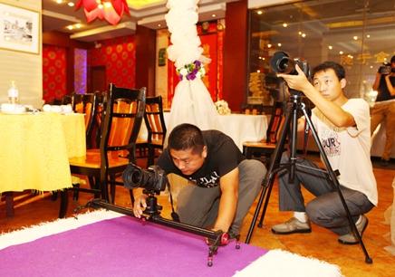 重庆婚礼摄影学校