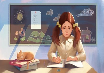 天津语文初中暑假辅导