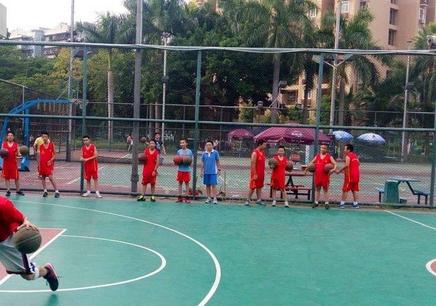 上海嘉定区篮球培训机构