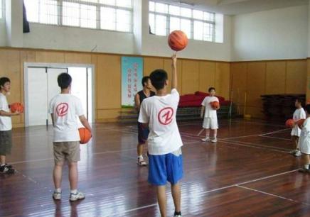 上海浦东篮球培训辅导班
