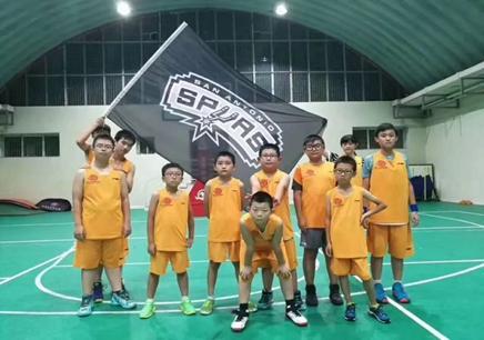 2019上海赤菟體育籃球培訓哪家好
