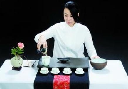 武汉茶艺培训多少钱
