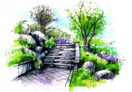 苏州园林景观设计培训