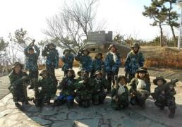 西安**的军事夏令营培训班