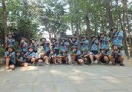 西安中学生军事夏令营习