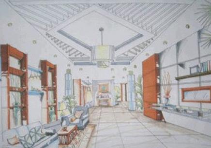 合肥室内设计手绘表现班