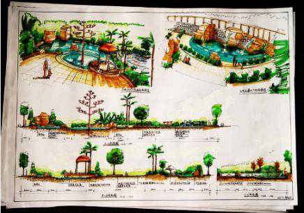 武汉景观设计培训