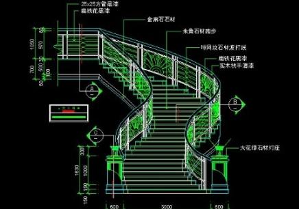 AutoCAD建筑施工图