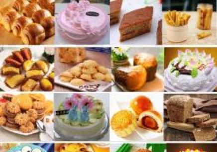 惠发面包房,甜甜面包房,小蜜蜂面包房,奥隆西点屋,皇冠蛋糕店,曾到