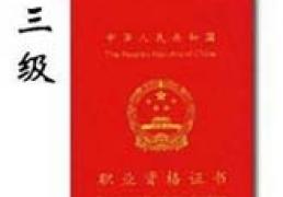东莞助理人力资源管理师认证(三级)