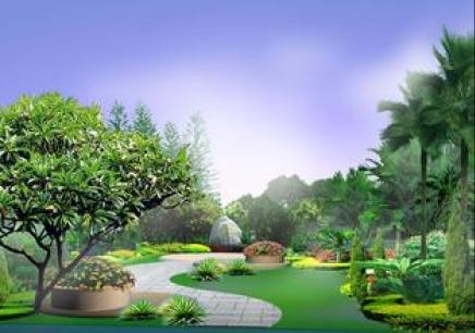 南宁园林景观设计培训