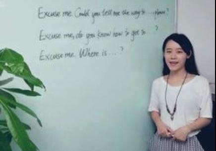 南宁环球百特户外旅游英语培训情景课——兵团传奇培训
