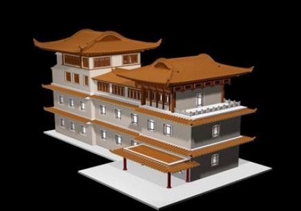 建筑模型与渲染培训班