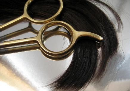美发洗护流程步骤图