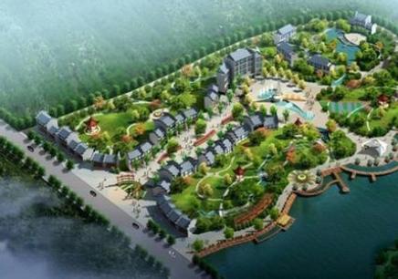 上海园林景观设计培训班品伊国际