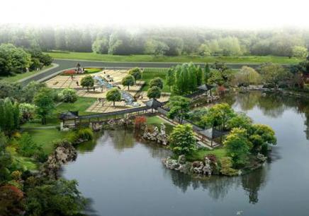 长沙芙蓉区景观规划设计培训_园林景观设计培训_教育