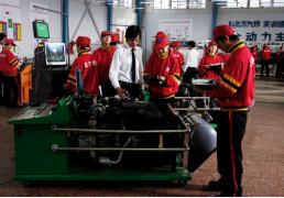 柴油共轨喷射发动机原理与维修专业
