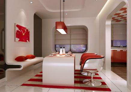 长沙室内装修设计培训班_长沙高级室内设计师培训