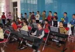 济南电子琴周末学习