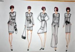 服装艺术设计双证培训