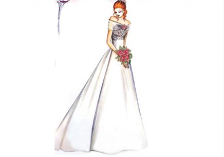 婚纱礼服设计班