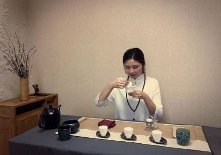 西安茶艺师创业学习