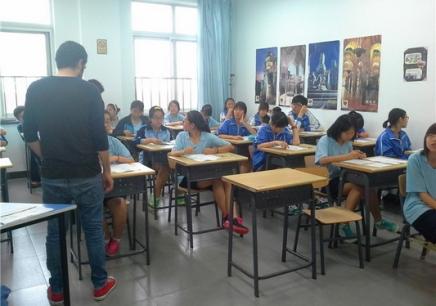 西班牙语中级B1考级班