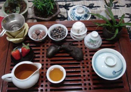 昆明初级茶艺师培训