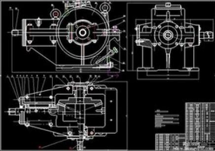 工程图与cad图转换