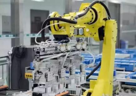 厦门工业机器人培训哪家好