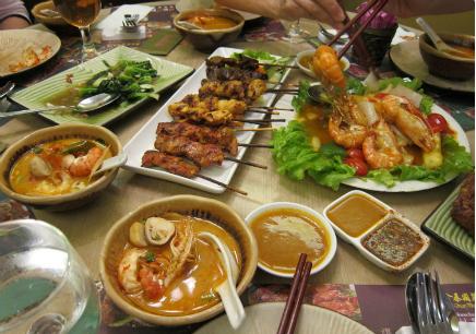 福州哪里有学泰国菜_怎么报名
