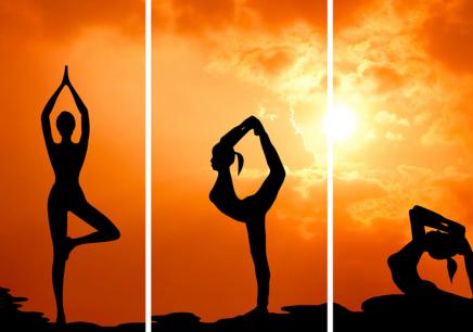 昆明瑜伽课程周末学习班