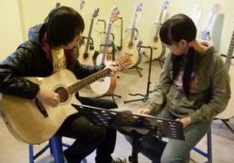 沈阳成人吉他课时费用