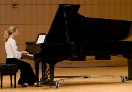 钢琴折纸步骤图解图片