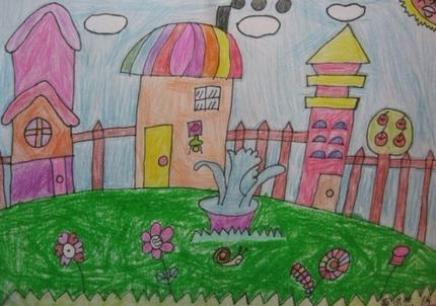 儿童画 436_306