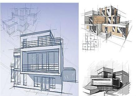 建筑草图设计班