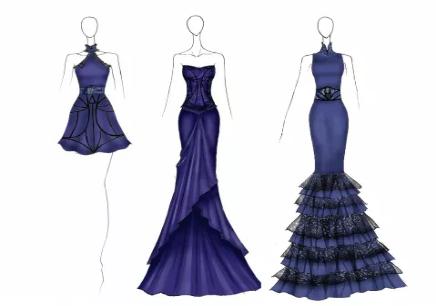 洛阳艺术人物服装设计培训