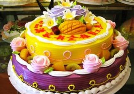 蛋糕西点综合班】_青岛西点课程