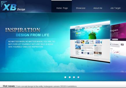 扬州连邦网页设计培训 扬州连邦设计制作培训 连邦网页美工培训