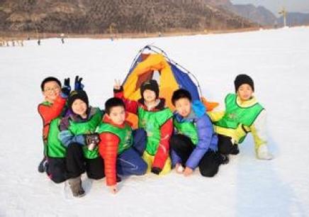 """2017沈阳冬令营""""林海雪原""""单板滑雪冬令营"""