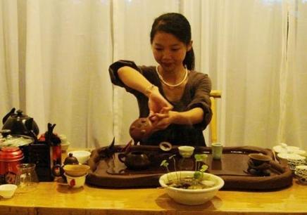 大连茶艺师考前培训辅导价格