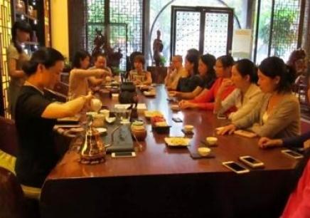 茶艺生活班