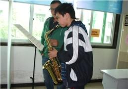 成都高级成人西洋乐器_萨克斯培训