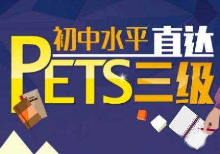 英语PETS3级精品班