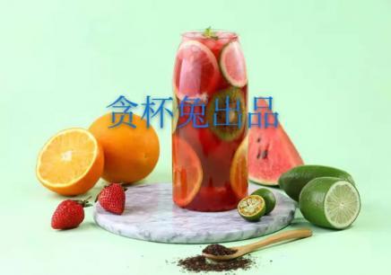 昆明鲜榨果汁系列课程