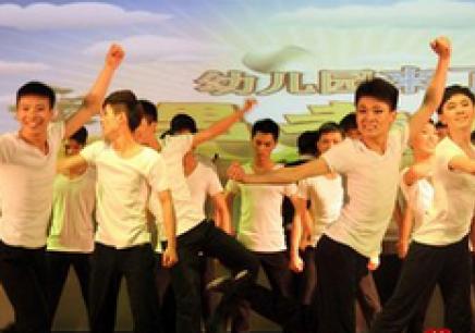 武汉专业的男幼师培训学校