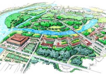 建筑环境,园林设计