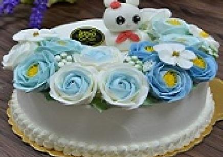 裱花蛋糕的表现手法及创意;